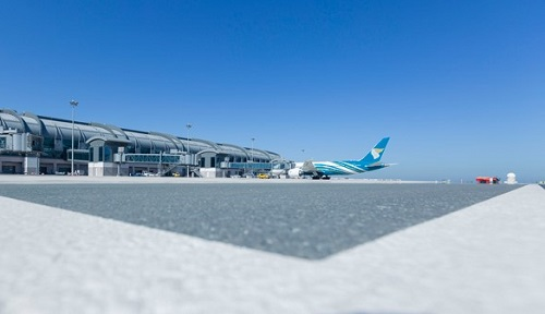 Oman Air débute ses activité sur le nouveau terminal de Mascate - Crédit photo : Oman Air