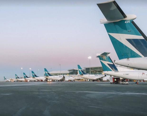 Westjet : La ligne Paris-Halifax se prolonge ensuite vers Calgary (Alberta) - © Westjet Facebook