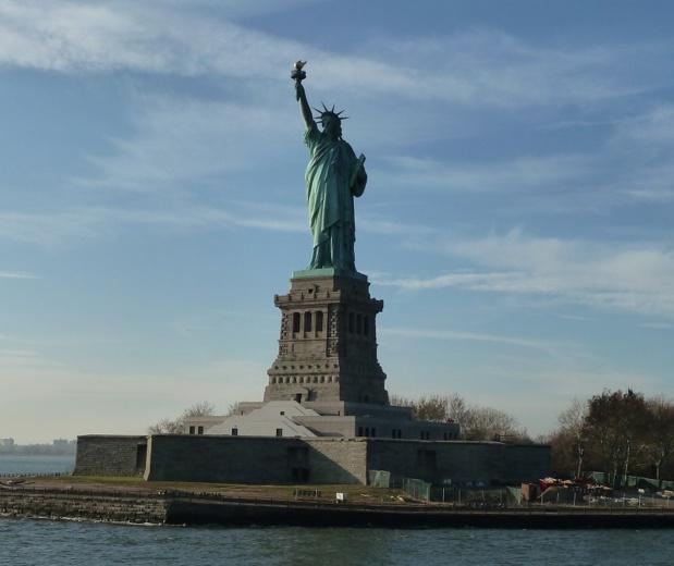 Les prévisions pour 2018 sont de 65,1 millions de touristes au global pour la ville de New York - Photo MS