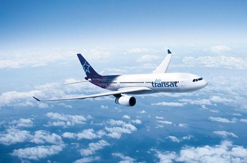 Air Transat proposera 4 vols directs au lieu de 3 cet été au départ de Toulouse vers Montréal - Photo Air Transat