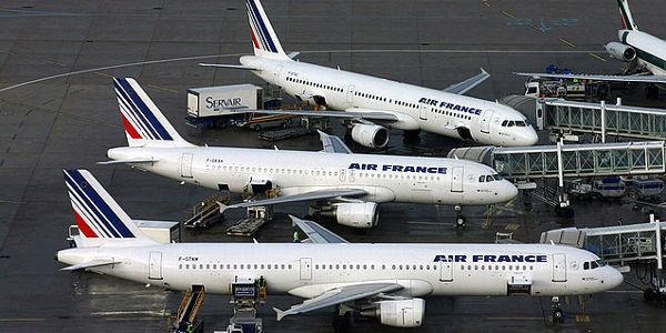 Grève Air France : 45% des long-courriers annulés, ce mardi