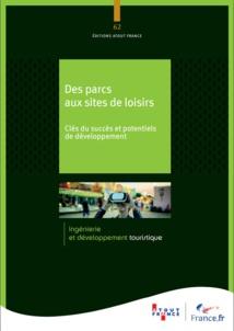 Atout France publie une nouvelle étude sur les parcs de loisirs en France