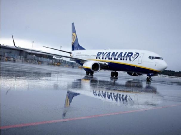 La nouvelle compagnie charter, Ryanair Sun, sera basée à Varsovie © DR Ryanair
