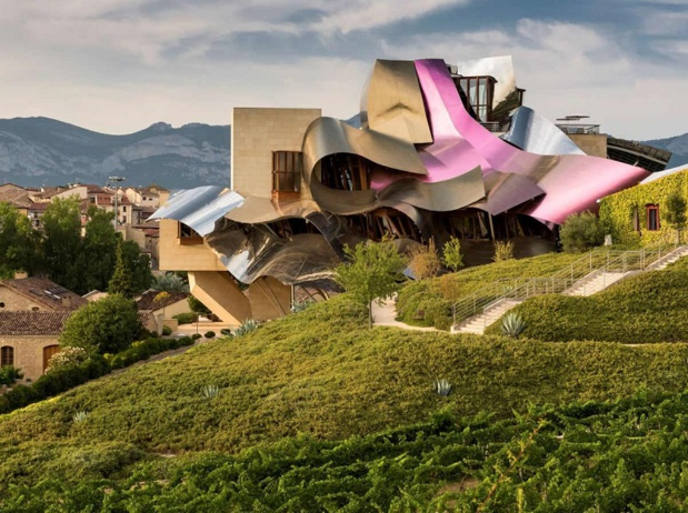 Marques de riscal à elciego (espagna) - DR Marriott International