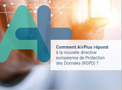 AirPlus dévoile un livre blanc sur le RGPD - Crédit photo : AirPlus