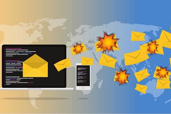 Gmail (Google) teste actuellement des mails qui pourront s'auto-détruire - Crédit photo : Pixabay