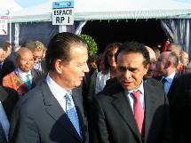 Top Résa : 2 Ministres ou rien
