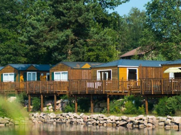 Camping Domaine des Bans dans les Vosges - Photo Odesia Vacances