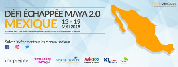 Le retour de l'Échappée Maya, version 2.0