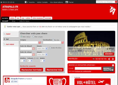 Atrapalo, l'agence en ligne espagnole s'installe en France