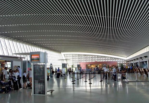 Aéroport Guadeloupe : 80% de la croissance du trafic est à mettre à l'actif des faisceaux France Hexagonale et Amérique du Nord - DR Guadeloupe