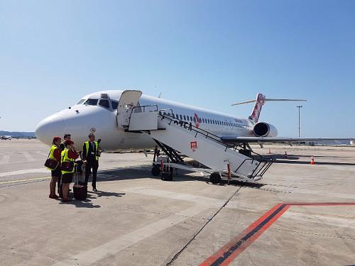 Les B717 de la compagnie seront progressivement remplacés par les A319 - DR CE TourMaG.com