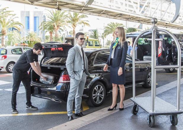"""Les «accueils VIP» proposent, à l'arrivée comme au départ, des """"assistants personnels"""" multilingues - DR"""