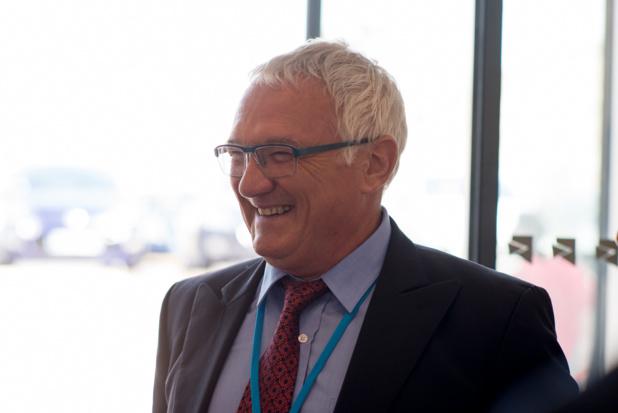 Alex Nicola, président du directoire des Villages Clubs du Soleil - Matthieu Parent