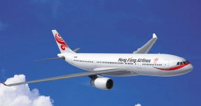 Discover The World Marketing France représente Hong Kong Airlines