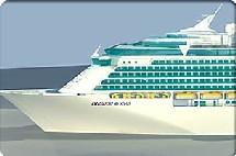le Freedom of the Seas de Royal Caribbean annoncé pour l'année prochaine comme le grand navire du monde ne pourra conserver son titre que quelques mois.