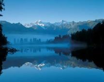 Les paysages sauvages de Nouvelle Zélande attirent sans cesse d'avantage de touristes chinois.