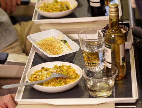 Le taux de spoliation des plateaux repas chez Air France représente 800 000 euros