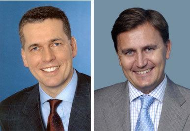 Holger Taubmann et Angel Gallego