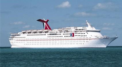 Carnival Cruise Lines : redéploiement de la flotte en 2006
