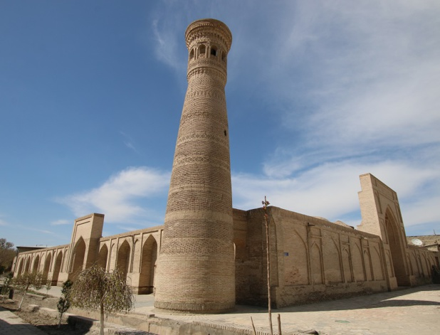 Vraiment, l'intérêt de l'Ouzbékistan est sur la route, celle qu'ont empruntée des millions d'hommes des siècles durant ! - DR : J.-F.R.
