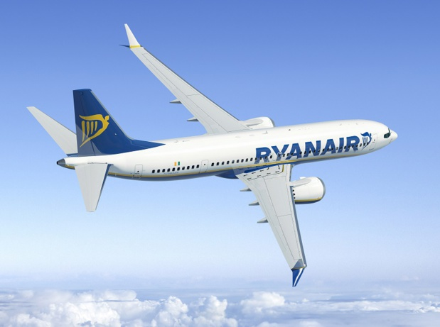 "Ryanair commande 25 Boeing 737 MAX 200 options ""Gamechanger"" - DR"