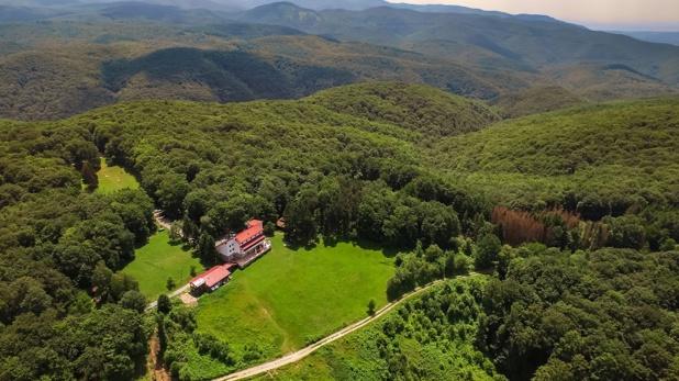 Pakrac, chalet en montagne, DR: Ivo Biočina/ ONT Croatie
