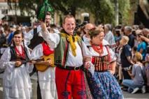 Festival de la broderie- DR: Ivo Biočina/ ONT Croatie