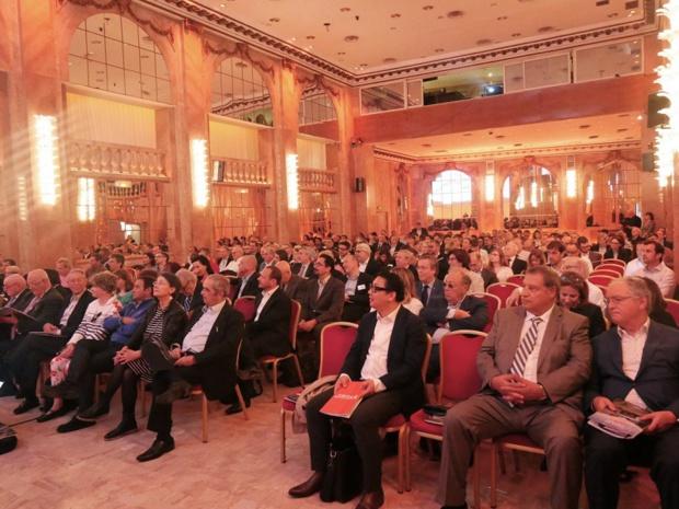 Les Entreprises du Voyage et l'APST ont tenu leur assemblée générale mardi 24 avril 2018 à Paris - Photo EDV Facebook