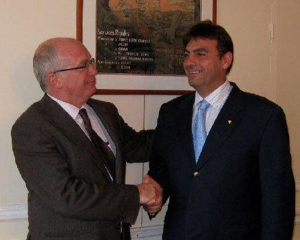 AFCC : Georges Azouze succède à François Weill