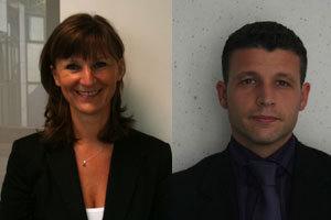 Lise Deplanque et Ulrich Carpentier