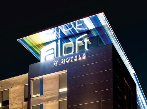 Starwood Hotels : l'enseigne Aloft à Londres en 2012