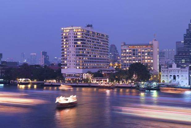 Mandarin Oriental, Bangkok - Photo DR MO
