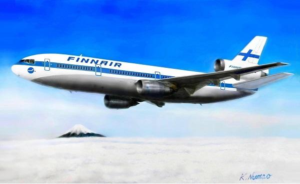 Nouveau record avec 3 millions de passagers pour Finnair - Crédit photo : compte Twitter @Finnair