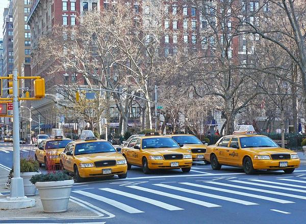 Amex GBT : nouvelle plateforme de transport terrestre qui intègre les VTC, taxis, navettes aéroportuaires... DaKub Pixabay