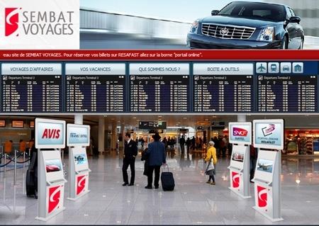 Sembat Voyages lance un nouveau site internet pour sa clientèle affaires