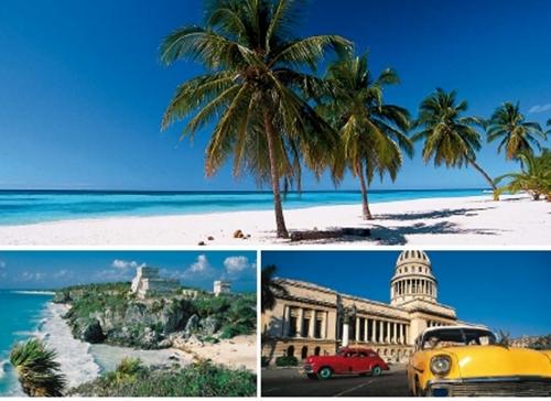 TUI France prend le relais de feu-Marsans avec une brochure conséquente (120 pages) sur les Caraïbes et l'Amérique latine dès le mois de juin au lieu de septembre avec une validité jusqu'au 30 avril 2011