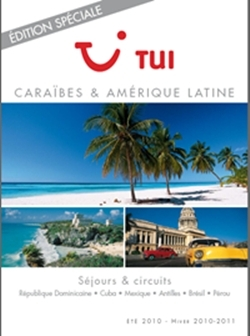 Brochure TUI Caraïbes/Amérique latine : alternative à la production Marsans