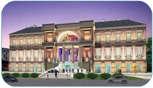 Nantes : l'ancien Palais de Justice deviendra un hôtel international 4****