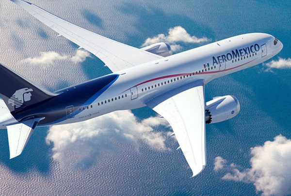 Les nouvelles fréquences seront assurées en Boeing 787-8 et 787-9 Dreamliners - DR Aeromexico