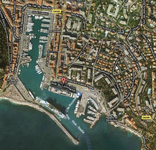 Port de nice un plan d investissement de 55 m sur 5 ans - Parking port nice ...