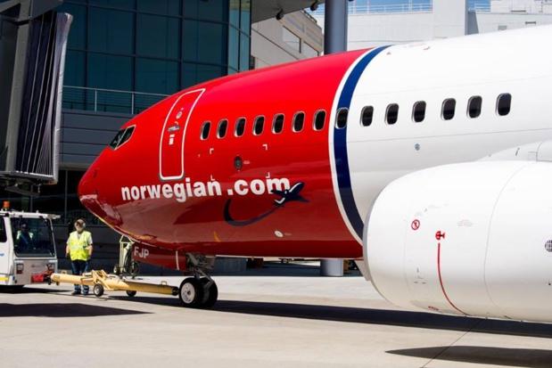 """Norwegian Air Shuttel a rejeté ces offres estimant qu'elles """"sous-évaluaient NAS et ses perspectives."""" - Photo Facebook Norwegian"""