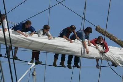 Chaque année entre 1200 et 1300 stagiaires participent à l'aventure