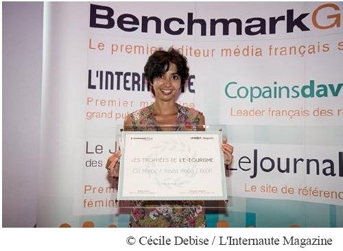 Marrakech, Prix de la meilleure campagne publicitaire Web