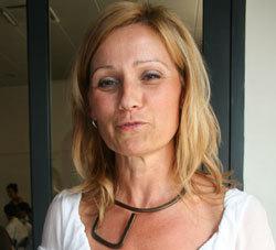 Emmanuelle Rivas, la directrice de l'OT de l'agglomération de Montélimar