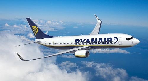 Ryanair poursuit sa croissance (+26%) au Maroc /crédit photo Ryanair