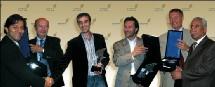 Les Cristal Awards 2005 de Gulf Air