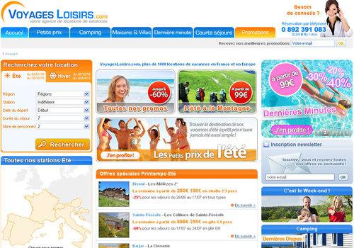 Voyages Loisirs rembourse le voyage de ses clients !