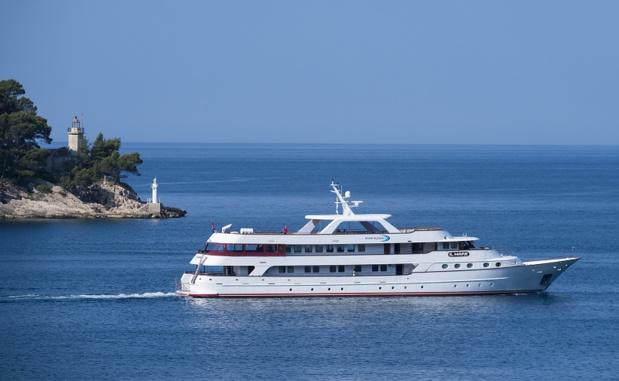 Le MV IL Mare d'un capacité de 20 cabines - DR Travel Europe
