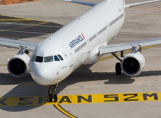 Air France, KLM et HOP! affichent un trafic en baisse de 3,4% (en PKT) pour un coefficient de remplissage à 87,9% - Photo Air France DR